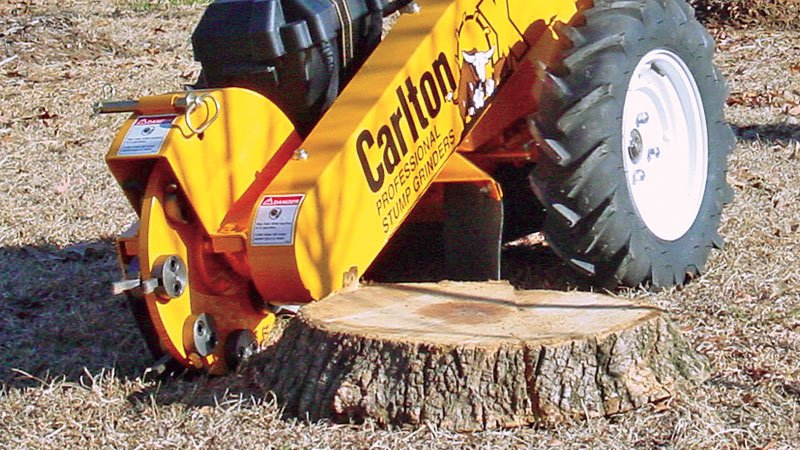 1/2-inch Thick Cutter Wheel, 19-inch diameter maximizes efficiency & provides ultimate cutting power.