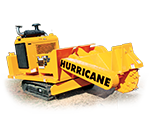 Hurricane RS Stump Cutter