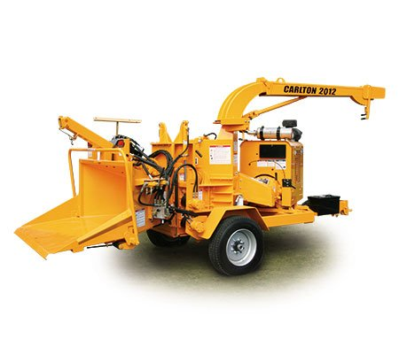 2012/2512 Series Wood Chipper