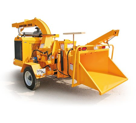 2015 Apache Series Wood Chipper