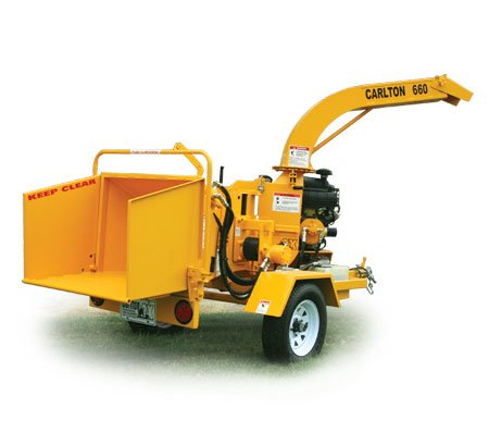 660 Series Wood Chipper