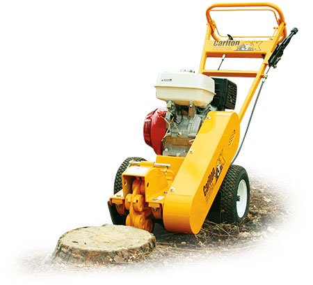 Carlton 900H Series Stump Cutter