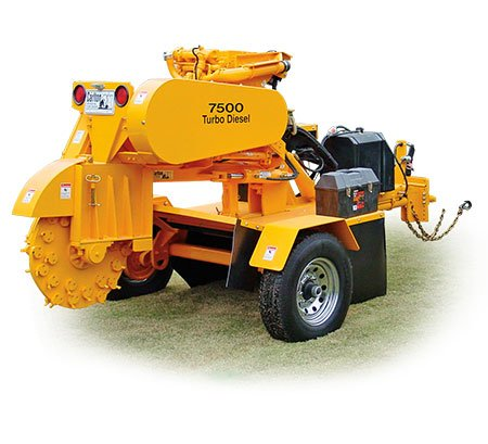 Carlton Model 7500 Series Stump Cutter