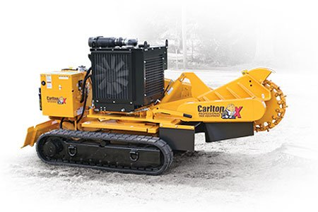 SP7015 Series Self-Propelled Stump Cutters