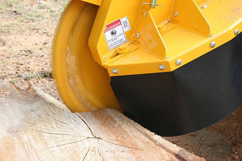 03 SP7015 TRX Stump Cutter