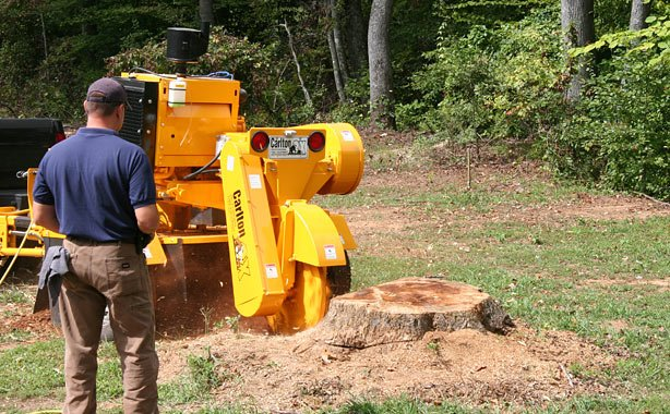 7500 Stump Cutter Remote