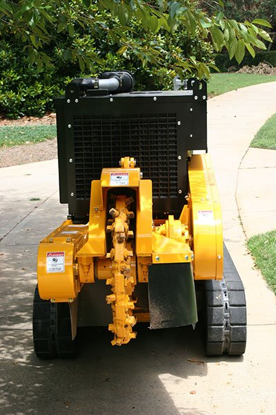 05 SP7015 TRX Stump Cutter