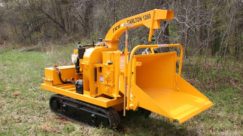 Disk Chippers Carlton Professional Tree Equipment