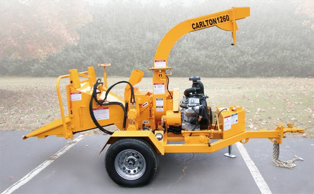 1260 Series (6 in ) Disk Chippers « Carlton Professional