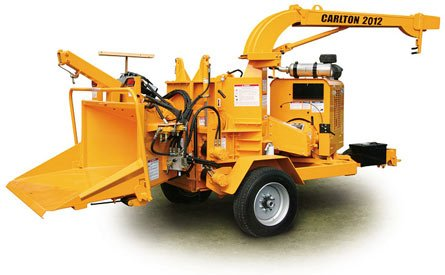 2012 Series Wood Chipper