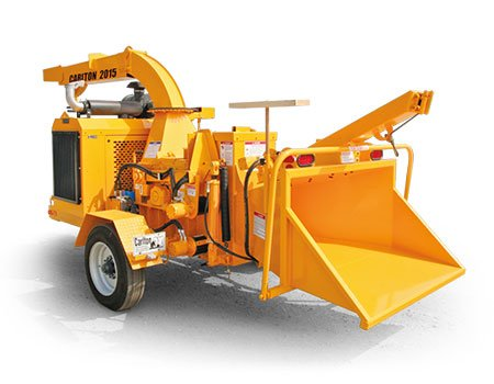 2015 Apache Wood Chipper