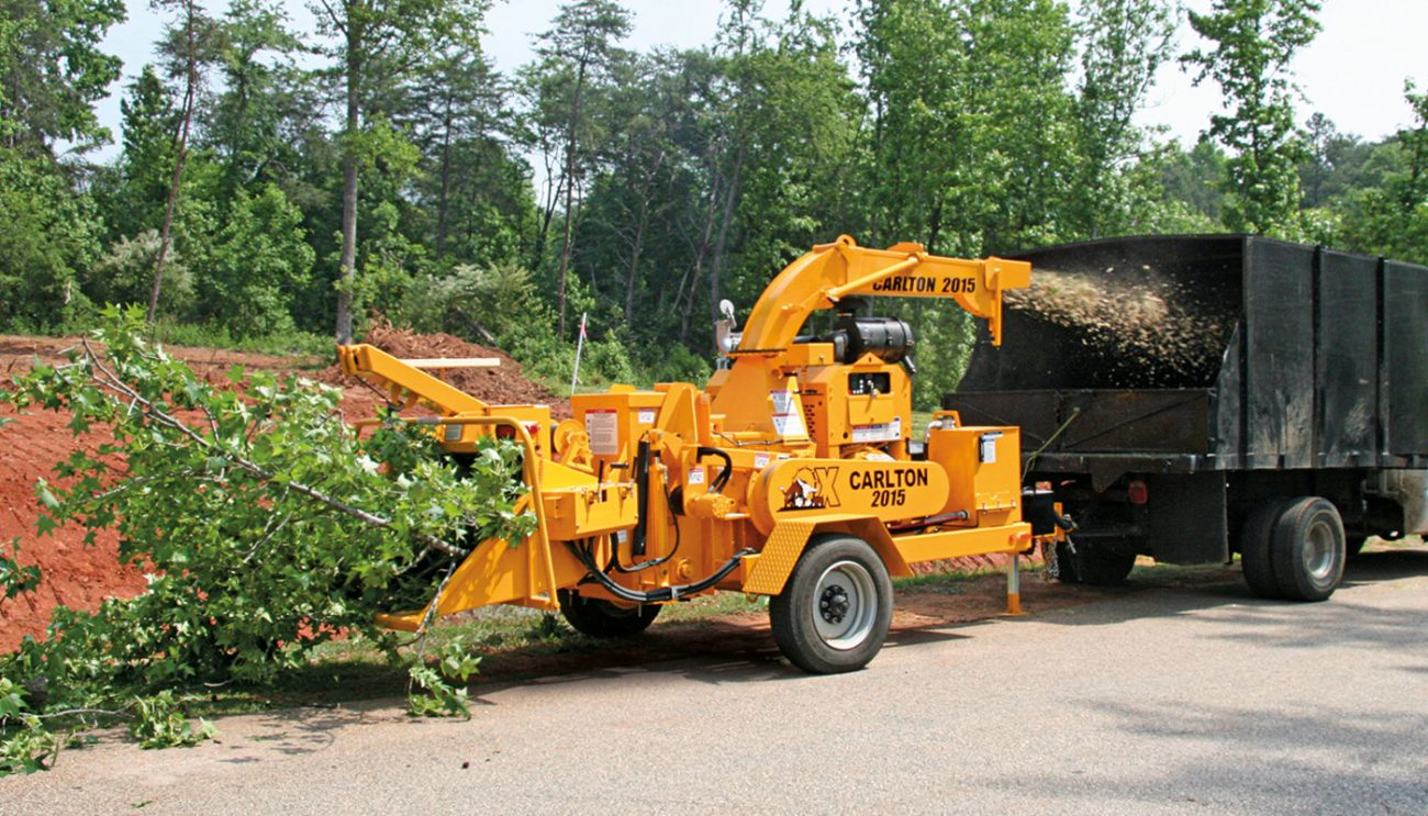 2015 Apache Wood Chipper Feature Image