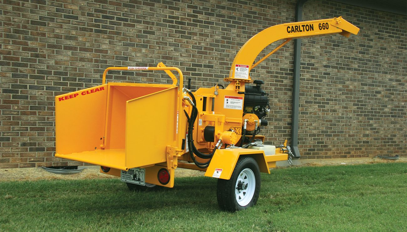 660 Wood Chipper JP Carlton