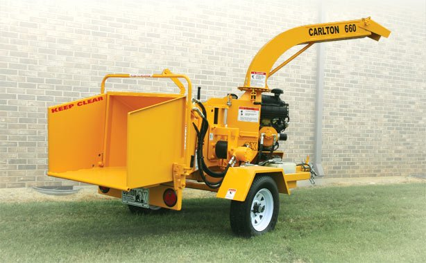 660 Wood Chipper