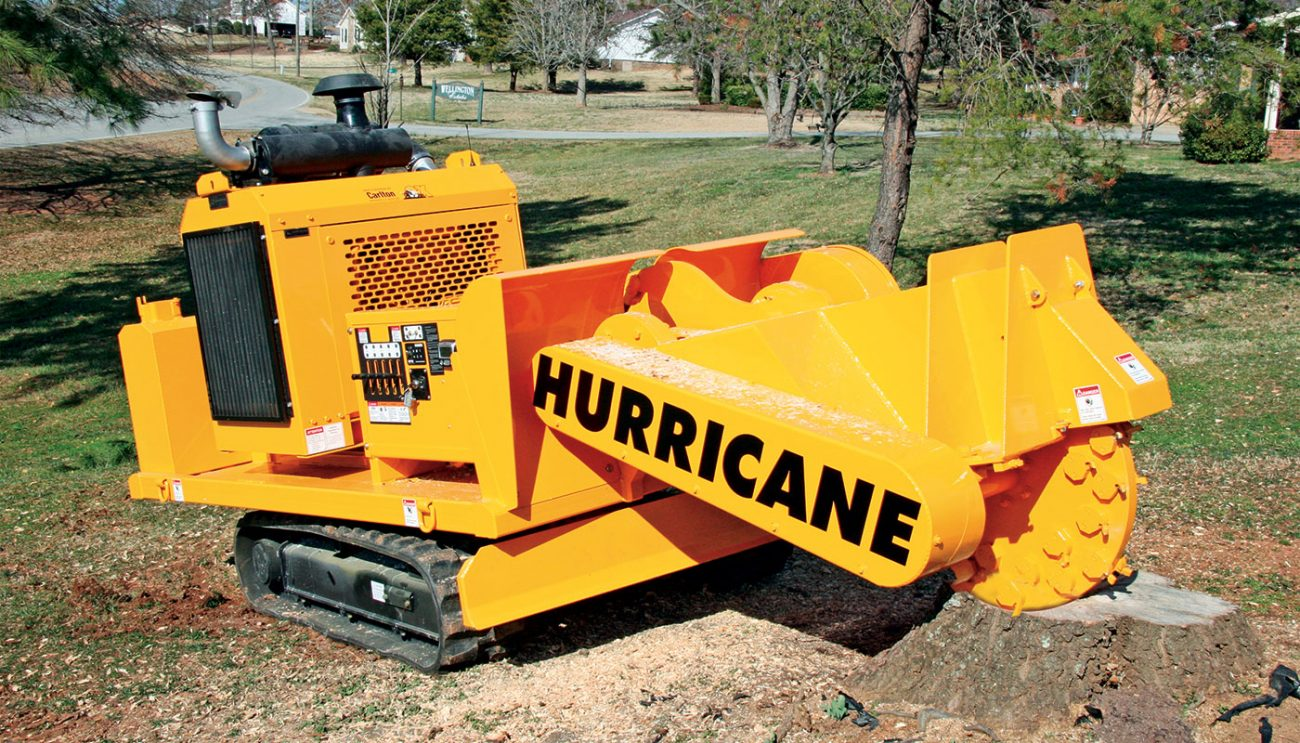 Hurricane RS Stump Cutters