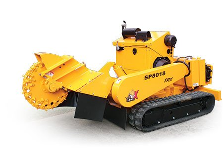 SP8018 TRX Stump Cutters