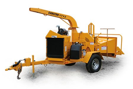 1712 Series Wood Chipper