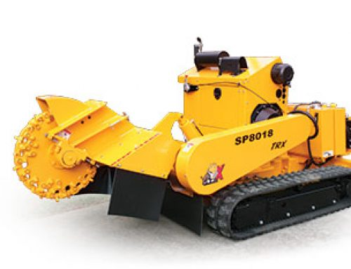 SP8018 TRX Stump Cutter From J.P. Carlton