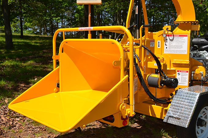 1290 Series (9 in.) Disk Chippers